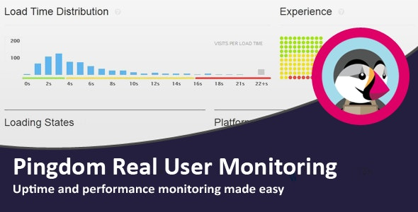 Pingdom - Real User Monitoring - CodeCanyon Item for Sale