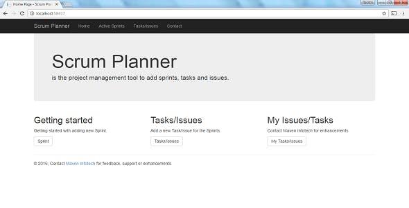 Scrum Planner