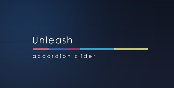 Unleash jQuery Responsive Accordion Slider - CodeCanyon Item for Sale
