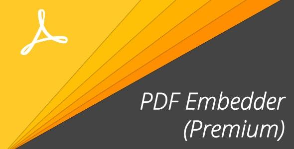 PDF Embedder (Premium) | Adobe Muse Widget - CodeCanyon Item for Sale