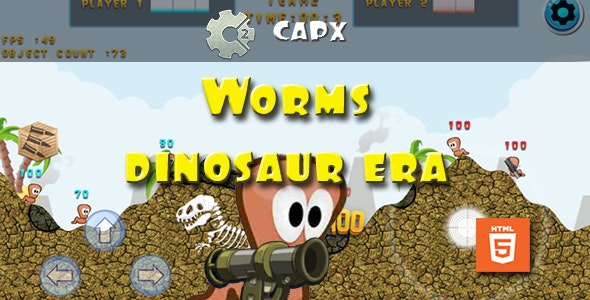 Worms - CodeCanyon Item for Sale