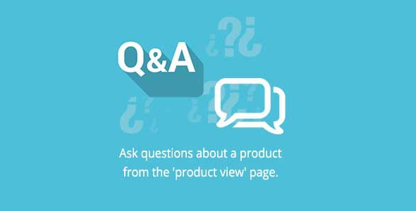 Advanced Product Q & A - CodeCanyon Item for Sale