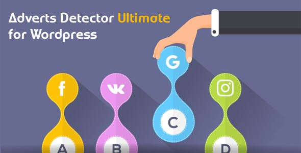 Adverts Detector Ultimate for Wordpress