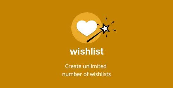 4181576267ee1 Multi-Wishlist - CodeCanyon Item for Sale