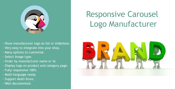 Partners Manufacturers Brand Logo Slider & Gallery - CodeCanyon Item for Sale