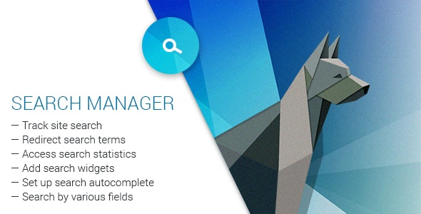 Search Manager — Plugin for WooCommerce and WordPress - CodeCanyon Item for Sale