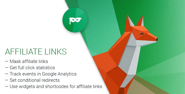 Affiliate Links — WordPress Plugin for Link Shortening and Masking