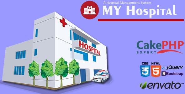 MyHospital ERP