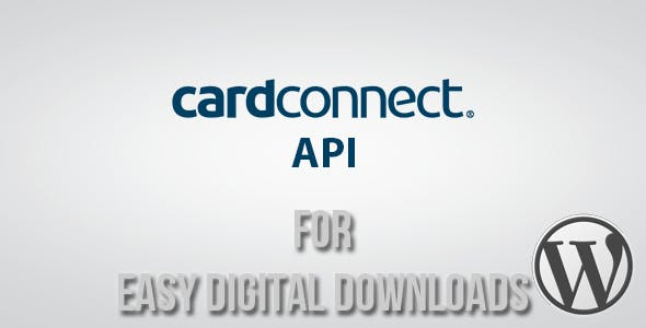 CardConnect API Gateway for Easy Digital Downloads