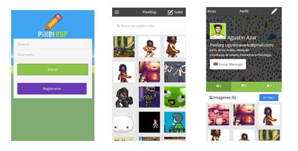 Ionic Social Network App
