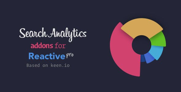 Search Analytics Addons for Reactive Pro