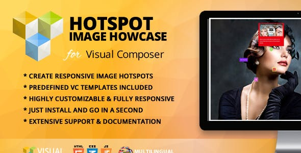 Image HotSpot Addon for WPBakery Page Builder (formerly Visual Composer)
