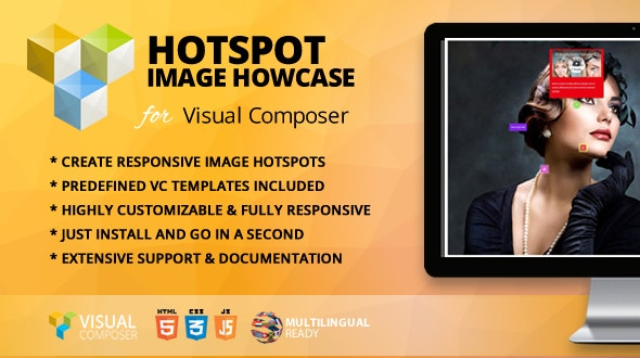Image HotSpot Addon for WPBakery Page Builder (formerly Visual Composer) - CodeCanyon Item for Sale