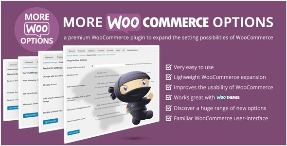 More WooCommerce Options - CodeCanyon Item for Sale