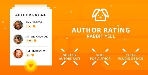Rabbit Yell Author's Rating