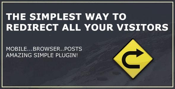 Redirect Pro Wordpress Plugin - CodeCanyon Item for Sale