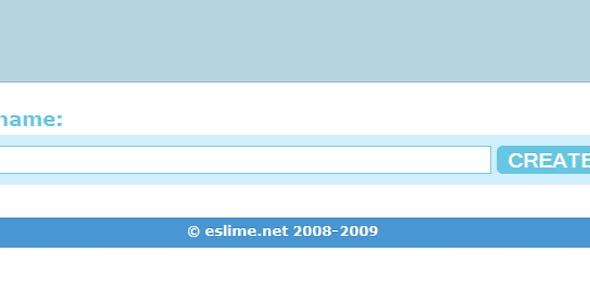 Twitter UserInfo Signature