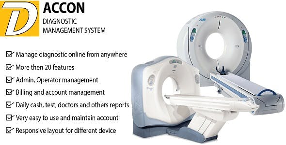 D-accon Diagnostic Management System