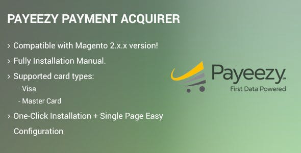 Payeezy Payment Acquirer