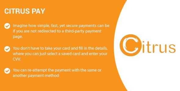 Citrus Pay Magento 2