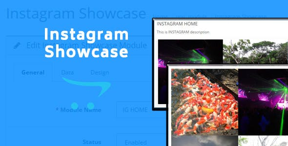 Instagram Showcase