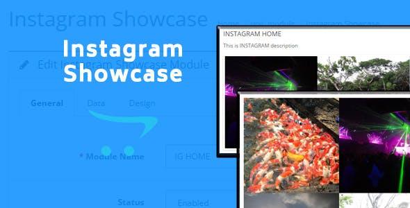 Instagram Showcase