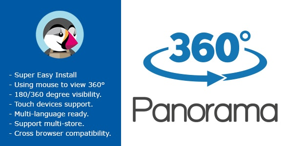 Auto Panorama Viewer - CodeCanyon Item for Sale