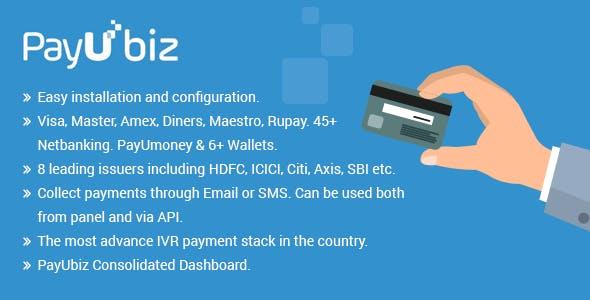PayUbiz payment gateway Magento 2