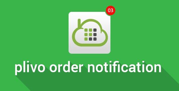 Plivo Order Notification SMS Magento2