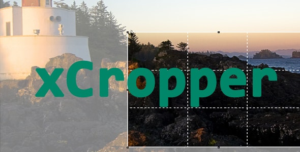 xCropper - Custom Resizable Image Crop - CodeCanyon Item for Sale
