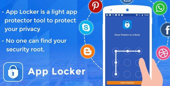 App locker - Protect data - CodeCanyon Item for Sale
