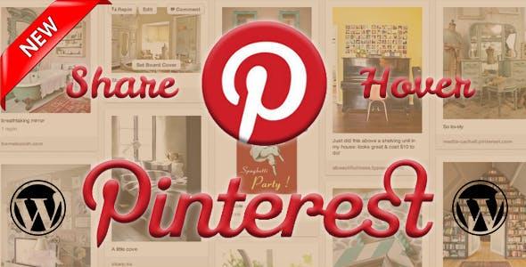 Pinterest Share Images for Wordpress
