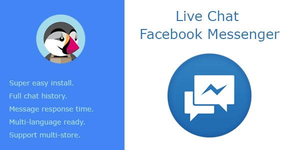 Live Chat Facebook Messenger - CodeCanyon Item for Sale