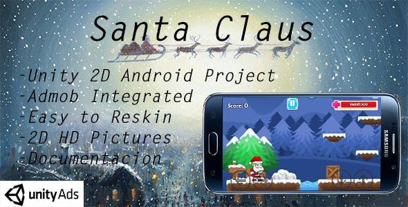 Santa Claus Game + Admob ads