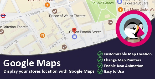 Google Maps - CodeCanyon Item for Sale