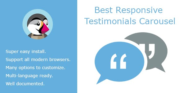 Testimonials and Reviews Slider & Blocks