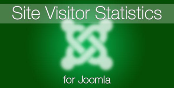 Site Visitor Statistics for Joomla