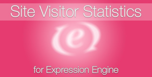 Site Visitor Statistics for ExpressionEngine - CodeCanyon Item for Sale