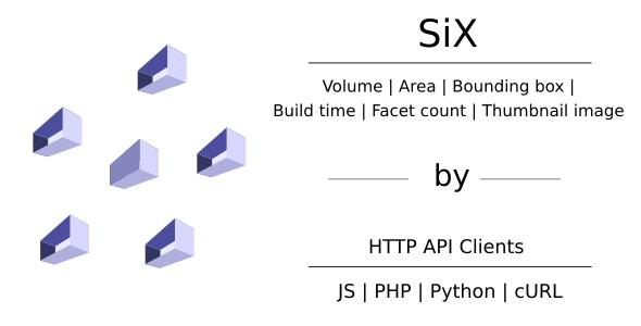 3D Printing Calculations API Clients by pushkarparanjpe