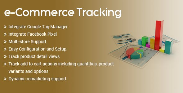 e-Commerce Tracking magento 2 extension