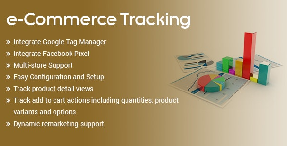 e-Commerce Tracking magento 2 extension - CodeCanyon Item for Sale