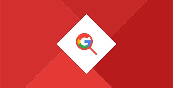 Google Custom Search Engine Adobe Muse Widget - CodeCanyon Item for Sale