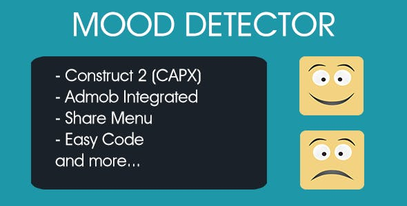 Mood Detector Prank - Construct 2 (CAPX) + AdMob