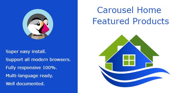 Carousel Home Featured Products