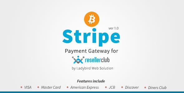 Stripe Bitcoin Payment Gateway for Reseller Club - CodeCanyon Item for Sale