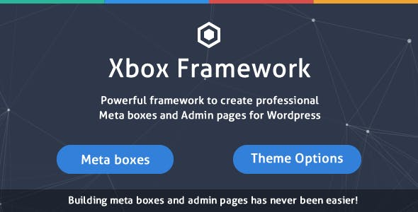 Custom Fields & Options Plugin for WordPress - Xbox Framework
