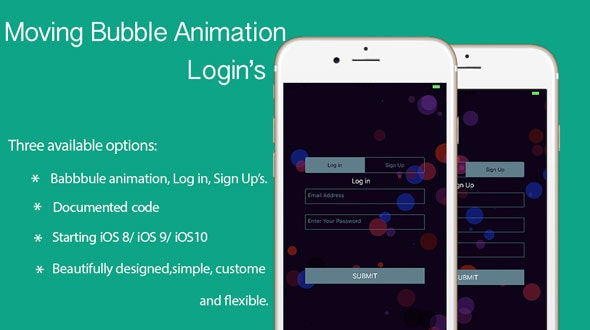 Babble Animation Login's - CodeCanyon Item for Sale