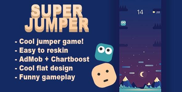 Super Jumper - CodeCanyon Item for Sale