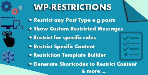 WP-Restrictions