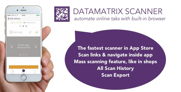 DataMatrix Scanner